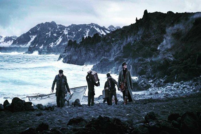 «Атлантида» (премьера)