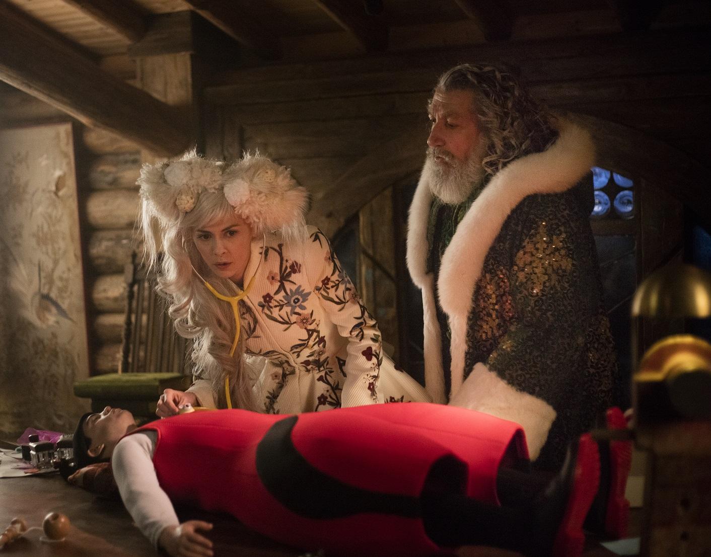 «Санта и компания» (премьера)