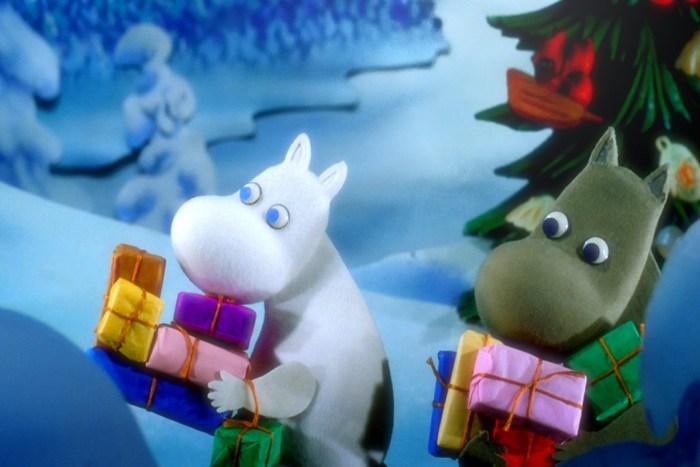Муми-тролли и зимняя сказка (премьера)