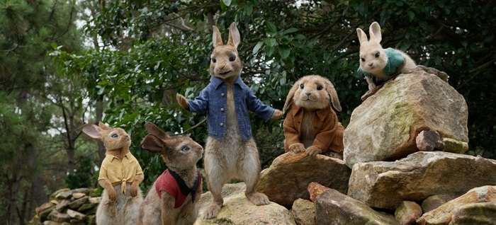 «Кролик Питер» (премьера)