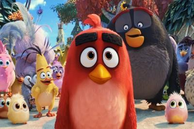 Angry Birds в кино 2 (премьера)